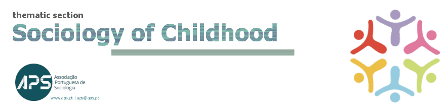 Thematic Section Sociology of Childhood
