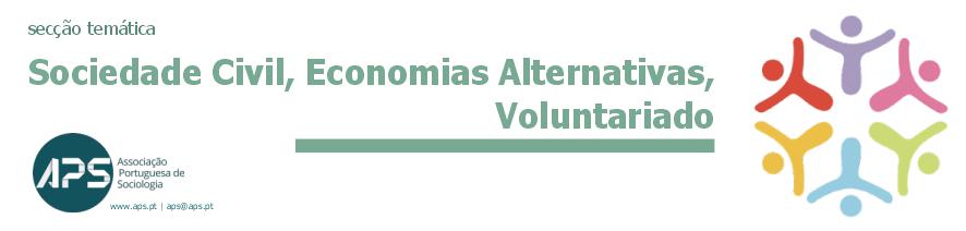 Secção Temática Sociedade Civil, Economias Alternativas, Voluntariado