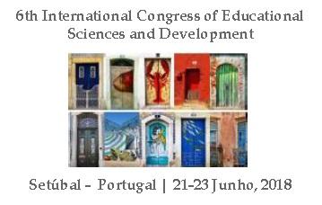 6th International Congress Of Educational Sciences And Development Setbal Portugal 21 23 Junho